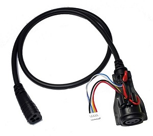 EL LED JSM Cable Assembly & Charger Kit 700mm - SA80033