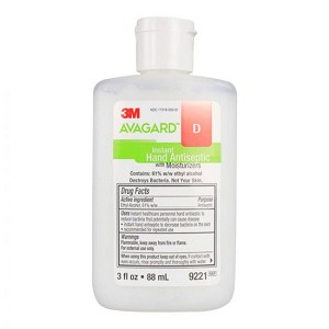 3M Avagard-D Instant Hand Antiseptic