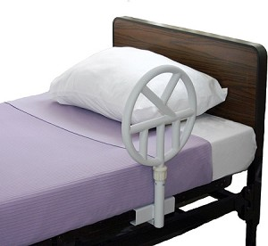 Halo Safety Rail - Institutional Bed Model