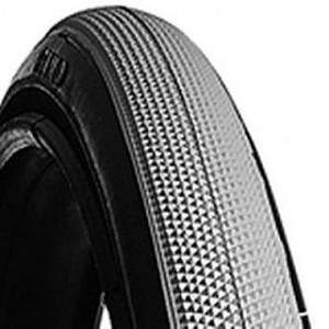 "Primo Silver Bullet Knobby Wheelchair Tire 25 x 1"" (25-559)"
