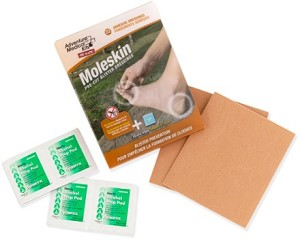 Adventure Medical Kits Moleskin Pre-Cut Blister Dressing