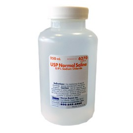 Nurse Assist USP Normal Saline