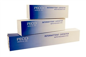 Peco Straight Tip Intermittent Catheter