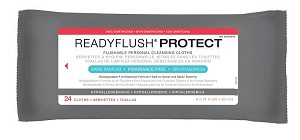 ReadyFlush Protect Biodegradable Flushable Wipes
