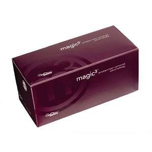 Magic3 Hydrophilic Female Intermittent Catheters