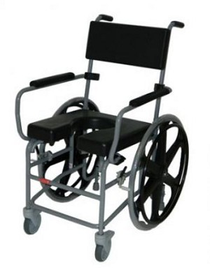 ActiveAid 1024 Rehab Shower Commode Chair