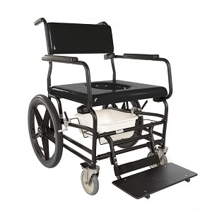 ActiveAid 720 Bariatric Shower Commode Chair