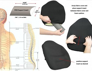 ADI Backrest Accessories
