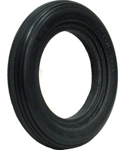 "Multi-Rib Urethane Wheelchair Tire - 8 x 1-1/4"" (32-200)"
