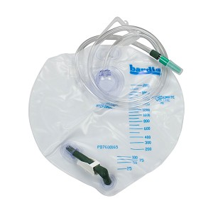 Bard Bardia Closed System Drain Bag