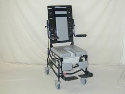 ActiveAid Tilt In Space Plus Shower/Commode Chair