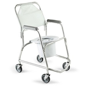 Invacare Mobile Shower Chair