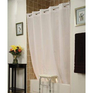 Invacare Benchbuddy Hookless Shower Curtain