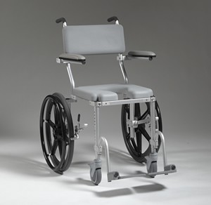 multiCHAIR 4020 Roll-in Shower / Commode Chair