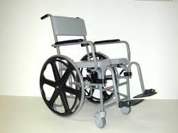 ActiveAid Evolution Series 1024 Rehab Shower Commode Chair