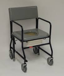 ActiveAid Shower/Commode Chair
