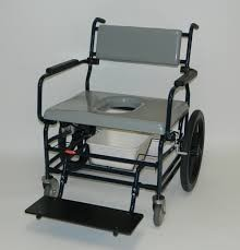 ActiveAid Series 720 Bariatric Shower/Commode Chair