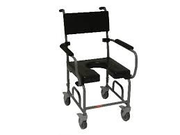 ActiveAid Evolution Series 800 Mobile Shower Commode Chair