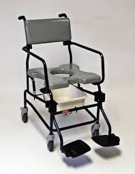 ActiveAid JTG Series F600 Folding Shower/Commode Chair