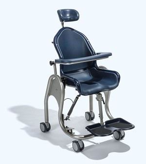 Boris Shower Commode Chair