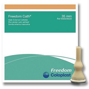 Coloplast Freedom Cath Male External Catheter