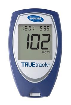 TRUEtrack Blood Glucose Monitoring System
