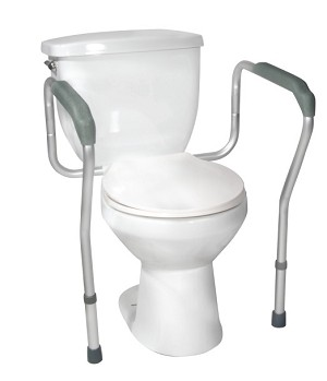 Drive Toilet Safety Frame