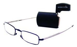 MicroVision Compact Reading Glasses