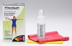 Thera-Band Active Recovery Kits