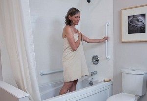 HealthCraft Easy Mount Grab Bars