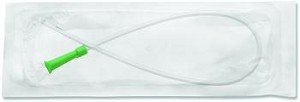 Hollister Apogee IC Intermittent Catheters - Curved Packaging