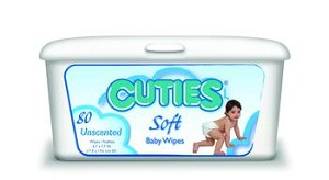 Cuties® Baby Wipes