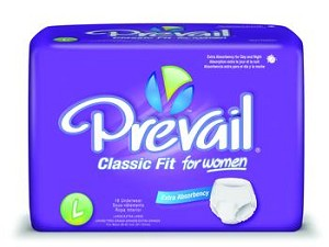 Prevail Classic Fit Underwear for Women