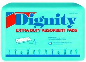 Dignity® Double-Duty Pads