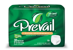 Prevail® Protective Underwear - Extra Absorbent