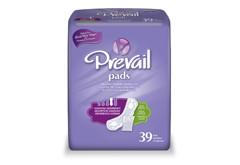 Prevail Bladder Control Pad - Maximum Absorbency