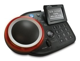 Clarity Fortissimo Remote Controlled Speakerphone