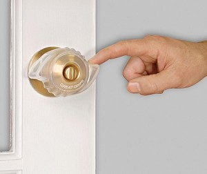 Great Grips Doorknob Covers - Pack of 2