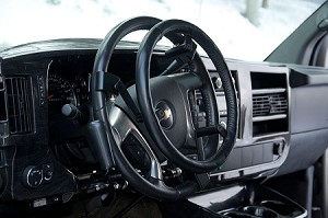 Sure-Grip Steering Wheel Extension