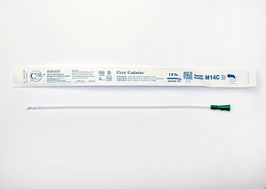 Cure Medical Coude Tip Intermittent  Catheters