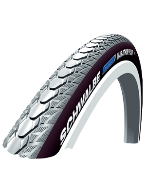 Schwalbe Marathon Plus HS348 Wheelchair Tire, 22 x 1 (25-489)