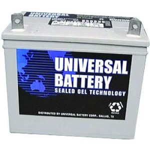 Invacare Gel Cell Battery 12V, 31 Amp/Hour