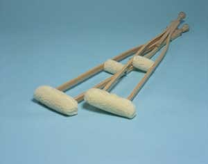 Imitation Sheepskin Crutch Covers and Handgrips