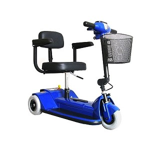 Zip'r 3 Leisure Travel Scooter