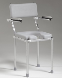 multiCHAIR 3000 Tub and Commode Chair