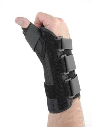 "Ossur Form Fit® Thumb Spica - 8"" Version"