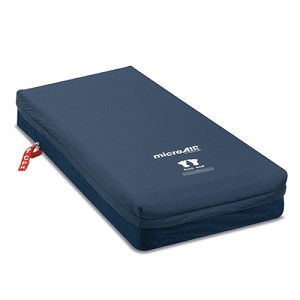 Invacare microAIR Alternating Pressure Mattress with On-Demand Low Air Loss