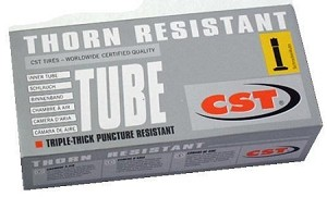 Thorn Resistant Inner Tubes with Standard Valve