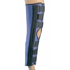 "Procare Super Knee Immobilizer - 20"" Long"