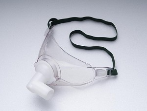AirLife Tracheostomy Mask